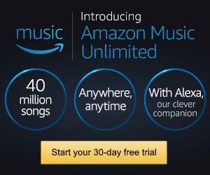 Amazon Music Ireland Free Trial