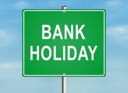 bank holidays