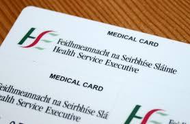 prescription charges medical card