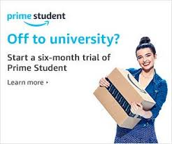 amazon prime irish students