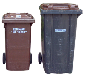 bin charges