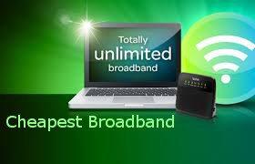 cheapest broadband ireland